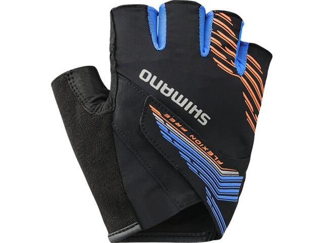 Shimano Advanced Short Gloves Herren black